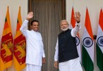 Foreign Affairs: India, Sri Lanka ink four agreements