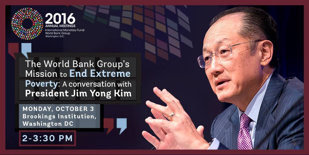 the world bank group mission