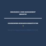 Insurance & Risk Management Industry…