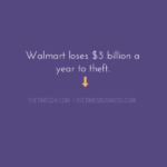 Walmart loses $3 billion a year to theft