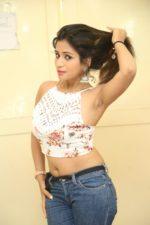 Deekshita Parvathi Tempting Stills In Brand New Outfit | Movie Business
