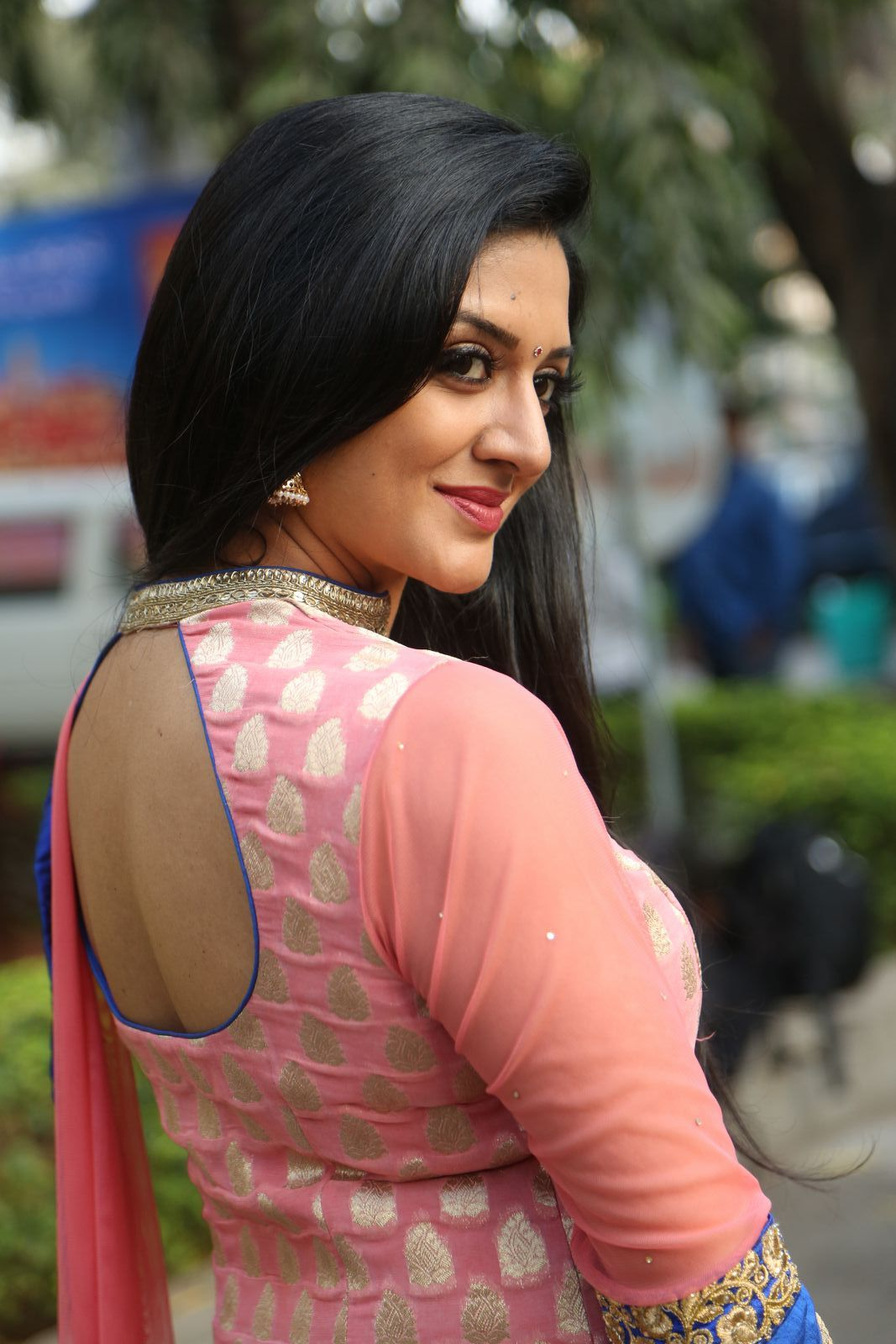 Brand New Photo Stills Of Beautiful Actress Vimala | Film Industry