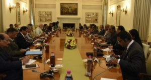 India, Mauritius sign 4 agreements