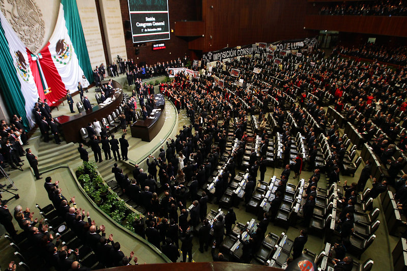Mexico- Top Nations With Most Women In Parliament | Women In Leadership