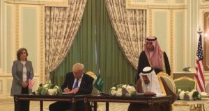 USA- Saudi arabia arms deal