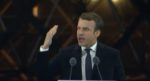 Here's What French President Macron Had To Say About EU-US Security Relations