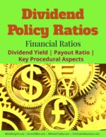 Dividend Policy Ratios | Dividend Yield | Payout Ratio
