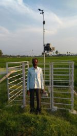 Bringing technology to the doorsteps of India's smallholder farmers for climate resilience