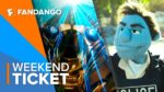 In Theaters Now: A.X.L., The Happytime Murders, Searching   Weekend Ticket
