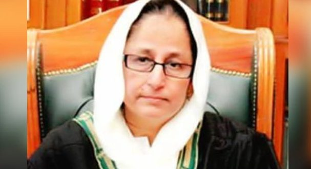 Here's The FIRST Women In Pakistan To Have HIGH COURT CHIEF JUSTICE Post