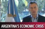 Here's What You Need To Know About Argentina's Interest Rate, Highest In The World