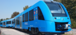 Here's The World's First Hydrogen-powered Train