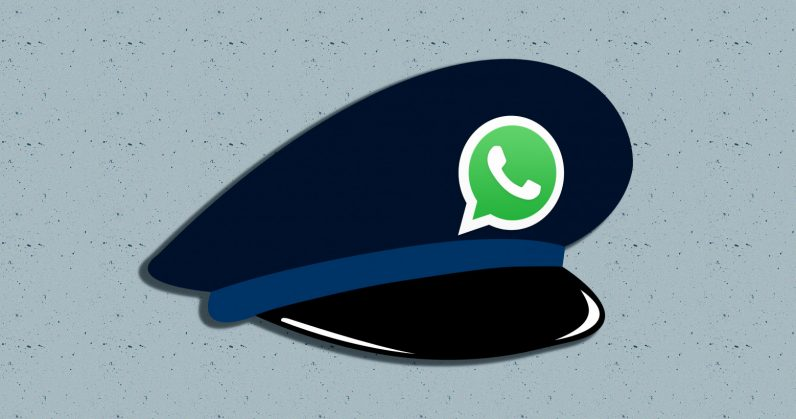 is whatsapp really going to spy on its users??? Is WhatsApp really going to spy on its users??? WhatsApp police hed 796x419