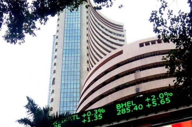 Sensex zooms high after announcement of election dates Sensex zooms high after announcement of election dates 11 03 2019 sharemarket 19033880 162154695