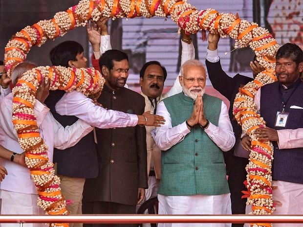 Markets already pricing in PM Modi's victory, say analysts Markets already pricing in PM Modi's victory, say analysts 1551604605 4859