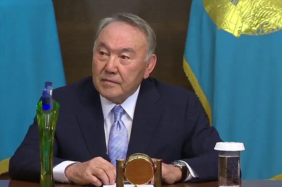 Bran-new Name For Kazakhstan's Capital 'Astana' – Why It Matters Nursultan Nazarbayev e1553243073183