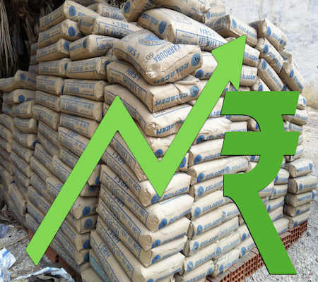 Hike in cement prices after a year Hike in cement prices after a year UntitledCement prices may increase over next 6 months