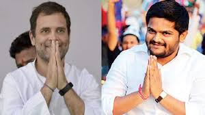 Congress to welcome a new party member Congress to welcome a new party member hardik 2