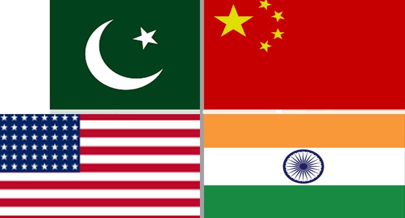 China Has A Responsibility Not To Shield Pakistan: US  China Has A Responsibility Not To Shield Pakistan: US usa china pakistan india e1553336903529