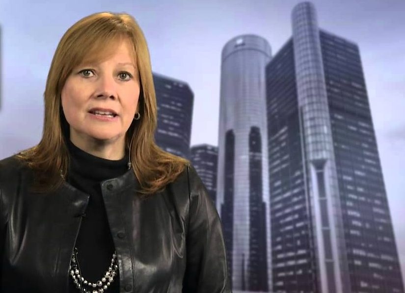 Barra and Barry The Only Female CEOs In S&P 500 To Serve a Board With A Majority Women Directors barra and barry the only female ceos in s&p 500 to serve a board with a... Barra and Barry The Only Female CEOs In S&P 500 To Serve a Board With A… Mary Barra e1558512811790