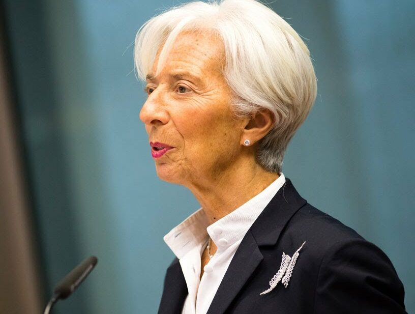 European Central Bank Gets Christine Lagarde As Its New President