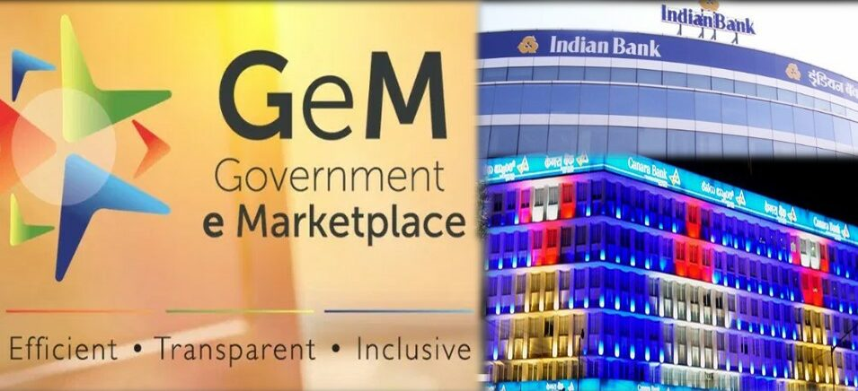 What To Learn About Government e-Marketplace 's Payment Services Agreement With Indian Bank and Canara Bank?