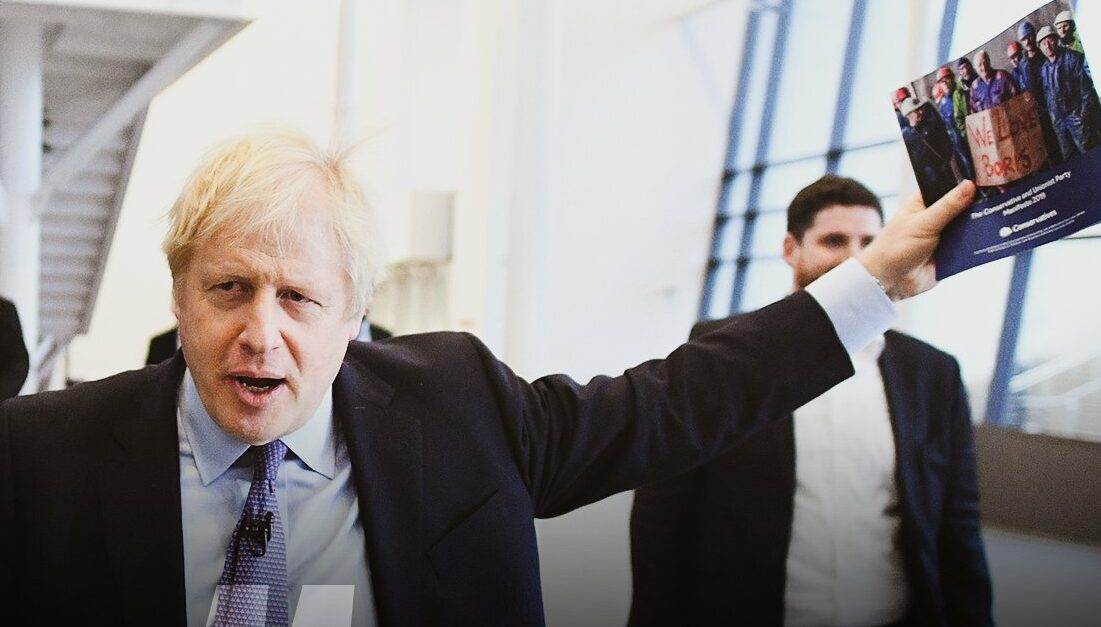 Here're Boris Johnson's SIX Key Election Promises For People Of UK  Here're Boris Johnson's SIX Key Election Promises For People Of UK boris e1574811430700