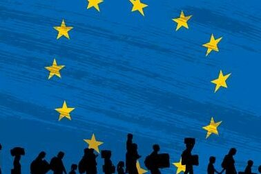 Immigration Becomes EU's Most Important Issue, Says Study  Immigration Becomes Europe's Most Important Issue, Says Study 2 4 e1577464685879