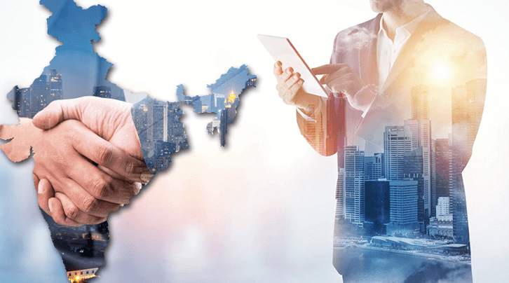 India Becomes One Of The Top 10 Improvers In Ease of Doing Business - More Info Here