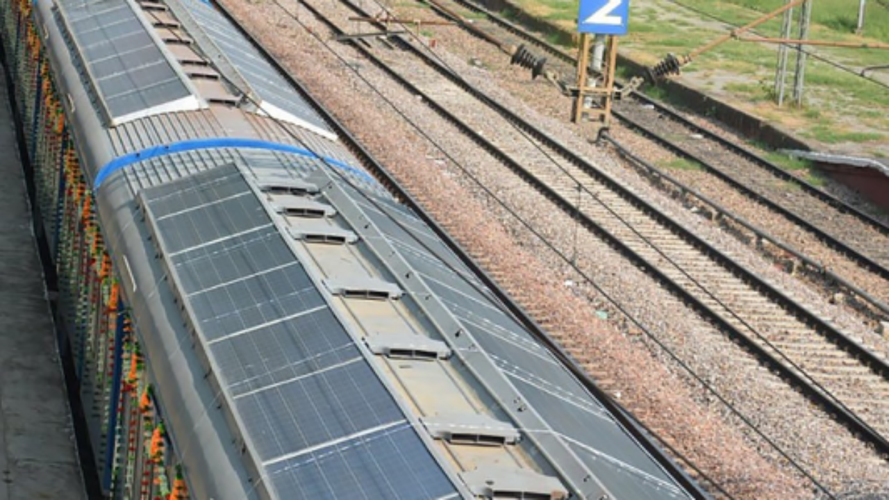 UK, India To Take Needed Steps To Enable Energy Efficiency and Energy Self-sufficiency For Indian Railways