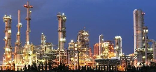 The market size of Chemicals & Petrochemicals sector in India is around 165 billion dollars.
